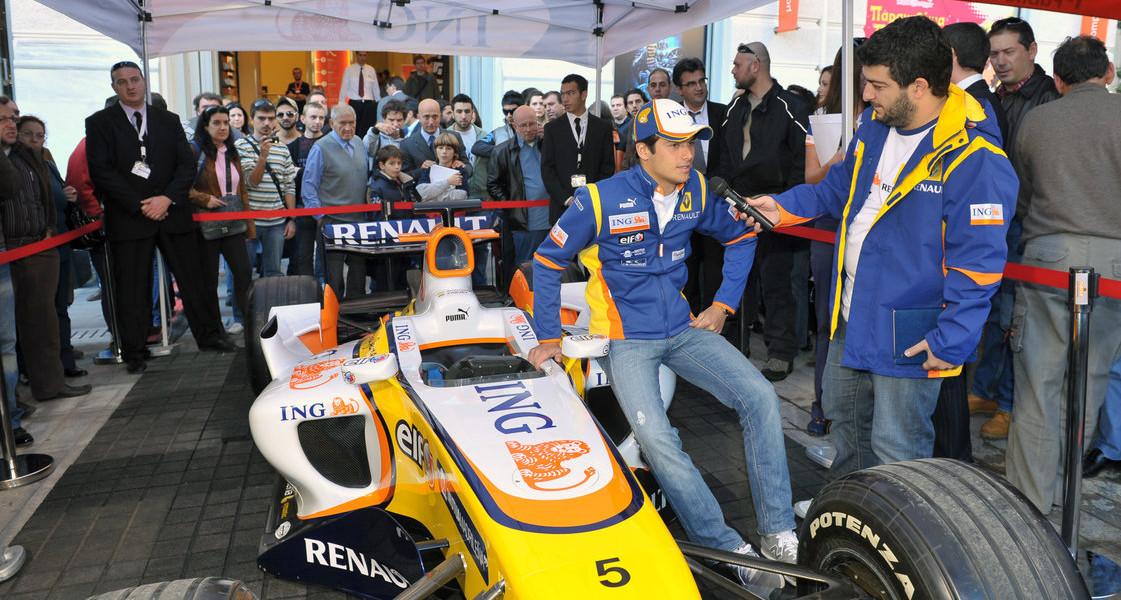 ING F1 RoadShow