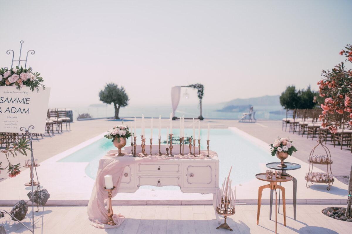 Wweddings in Greece and Greek islands